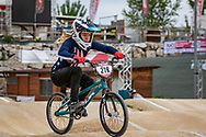 2021 UCI BMXSX World Cup 1&2<br /> Verona (Italy) - Friday Practice<br /> ^we#218 VAUGHN, Daleny (USA, WE) DK Bicycles