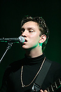 The xx featuring Romy Madley Croft, Oliver Sim, and Jamie Smith performs during the first day of the 2008 Bonnaroo Music & Arts Festival on June 10, 2010 in Manchester, Tennessee. The four-day music festival features a variety of musical acts, arts and comedians..Photo by Bryan Rinnert