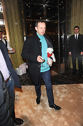 TOM DIXON at a Cocktail party to celebrate the opening of the new Miu Miu boutique, 150 New Bond Street, London hosted by Miuccia Prada and Patrizio Bertelli on 3rd December 2010.