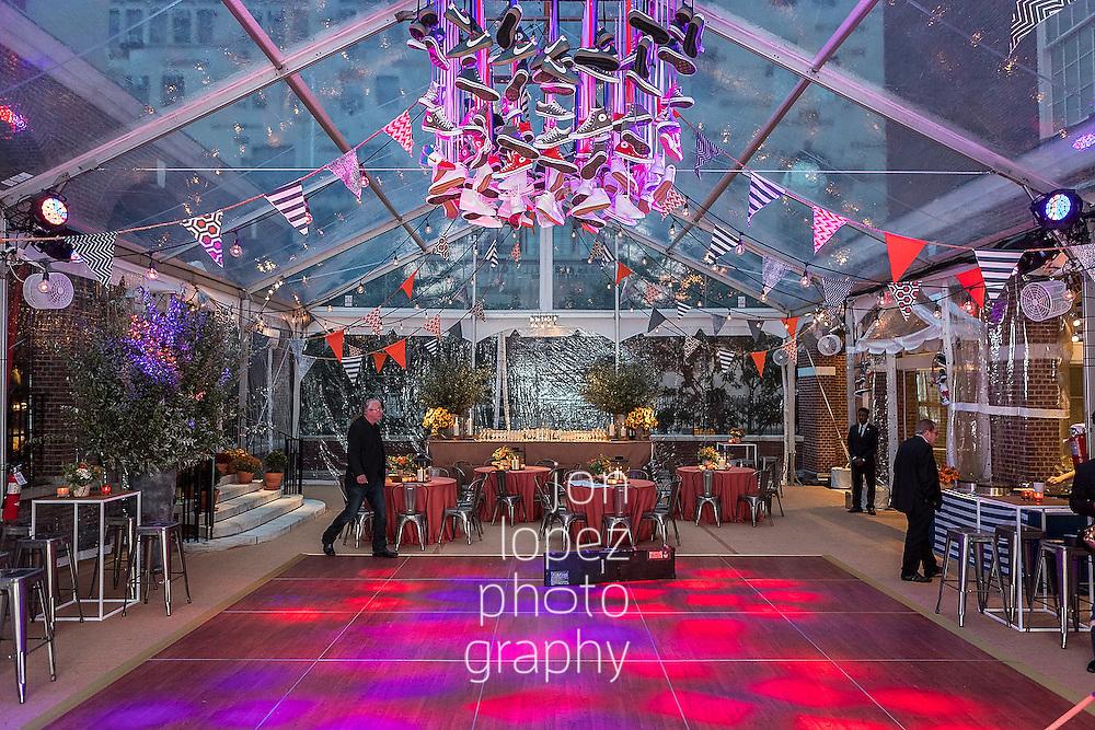 NEW YORK, NY OCTOBER 1, 2016 Holden Lipton's bar mitzvah. (Mandatory Photo Credit: Jon Lopez)