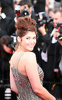 Gemma Arterton, Actress, at the gala screening Madagascar 3: Europe's Most Wanted at the 65th Cannes Film Festival. On Friday 18th May 2012 in Cannes Film Festival, France.