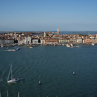 The beautiful San Giorgio Island in Venice.
