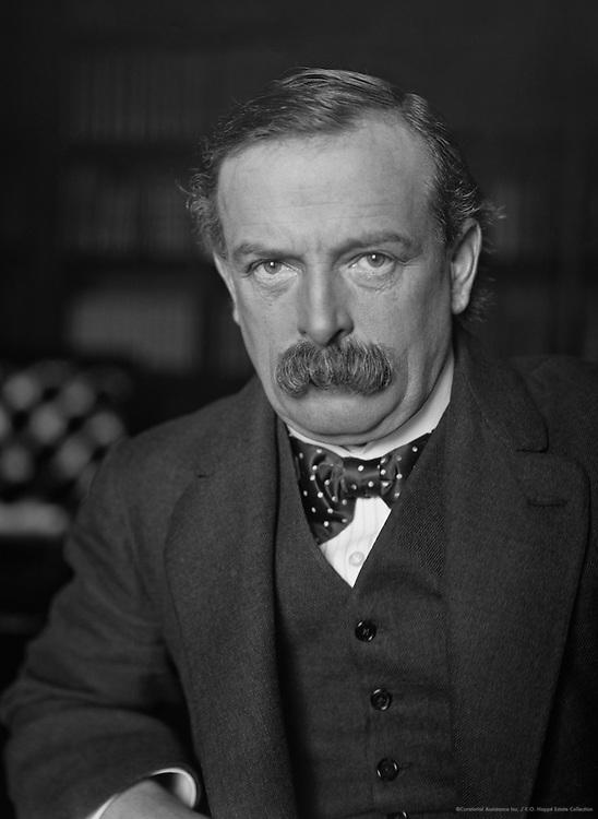 Lloyd George, statesman, 1912
