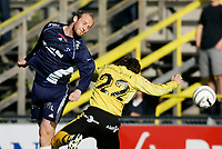 FOTBALL 1. divisjon herre MOSS - FOLLO 5. september 2005<br /> Andreas Strand Follo<br /> FOTO KURT PEDERSEN / DIGITALSPORT