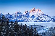 Grand Teton & Rockies