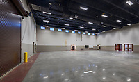Interior Image of the MD National Guard Havre De Grace Readiness Center by Jeffrey Sauers of Commercial Photographics, Architectural Photo Artistry in Washington DC, Virginia to Florida and PA to New England