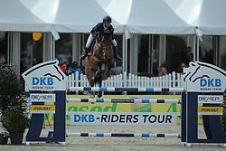Renzel Markus, (GER), Cato<br /> CSI4* Qualifikation DKB-Riders<br /> Horses & Dreams meets Denmark - Hagen 2016<br /> © Hippo Foto - Stefan Lafrentz