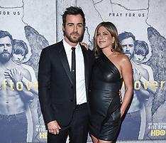 Justin Theroux and Jennifer Aniston Split - 15 Feb 2018
