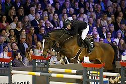 Schroder Gerco, (NED), Glock's Zaranza <br /> Indoor Brabant - 's Hertogenbosch 2016<br /> © Hippo Foto - Dirk Caremans<br /> 12/03/16