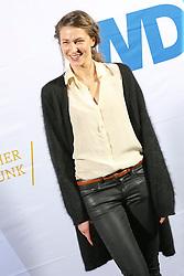 17.02.2015, Cinenova-Kino, Koeln, GER, Vorsicht vor Leuten, Gesellschaftssatire, Premiere, im Bild Natalia Belitski (Schauspielerin, Frau Theresa) // during the premiere of the social satire Vorsicht vor Leuten at the Cinenova-Kino in Koeln, Germany on 2015/02/17. EXPA Pictures © 2015, PhotoCredit: EXPA/ Eibner-Pressefoto/ Schüler<br /> <br /> *****ATTENTION - OUT of GER*****