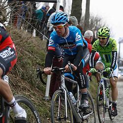 Sportfoto archief 2013<br /> Ronde van Vlaanderen, Oude Kwaremont Martijn Maaskant