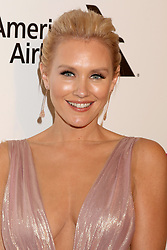 February 24, 2019 - West Hollywood, CA, USA - LOS ANGELES - FEB 24:  Nicky Whelan at the Elton John Oscar Viewing Party on the West Hollywood Park on February 24, 2019 in West Hollywood, CA (Credit Image: © Kay Blake/ZUMA Wire)