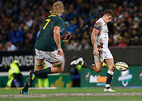 CAPE TOWN, SOUTH AFRICA - JUNE 23: Englands Owen Farrell at Newlands Stadium on June 23, 2018 in Cape Town, South Africa. (Photo by MB Media/Getty Images)