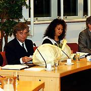 Intallatie nieuwe raadsleden gemeente Huizen, Leefbaar Huizen fractie