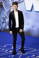 HRVY at the  'Star Wars: The Rise of Skywalker' film premiere, London, UK - 18 Dec 2019 photo by at Morley