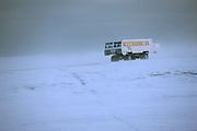 Tundra Film Buggy - Arctic, Canada