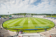 The Ageas Bowl ahead of the second day of the 4th SpecSavers International Test Match 2018 match between England and India at the Ageas Bowl, Southampton, United Kingdom on 31 August 2018.
