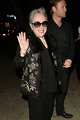 Hollywood - Kathy Bates at the Grammy's After Party 12 Feb 2017