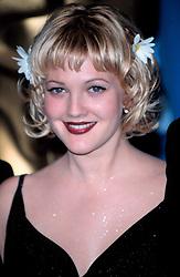 Mar 23, 1998; Los Angeles, CA, USA; Actor DREW BARRYMORE @ 1998 Academy Awards.  (Credit Image: © Larry Hammerness/ZUMAPRESS.com)