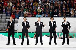 11.06.2011, Allianz Arena, Muenchen, GER, Stars die Winterspiele und Du , im Bild  Adoro, EXPA Pictures © 2011, PhotoCredit: EXPA/ nph/  Straubmeier       ****** out of GER / SWE / CRO  / BEL ******