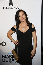 LOS ANGELES, CA - JUNE 26: Itzel Ramos arrives for the Screening Of Telemundo's 'Jenni Rivera: Mariposa De Barrio' at The GRAMMY Museum on June 26, 2017 in Los Angeles, California. Byline, credit, TV usage, web usage or linkback must read SILVEXPHOTO.COM. Failure to byline correctly will incur double the agreed fee. Tel: +1 714 504 6870.