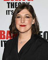 May 1, 2019 - MAYIM BIALIK attends The Big Bang Theory's Series Finale Party at the The Langham Huntington. (Credit Image: © Billy Bennight/ZUMA Wire)
