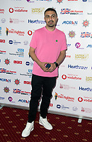 Adam Deacon at the Sapper Support celebrity charity event for the launch of their brand-new PTSD support lanyard at The Army & Navy Club, London