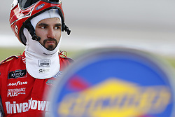 July 13, 2018 - Sparta, Kentucky, United States of America - A crew member for Ryan Reed (16) works in the pits during the Alsco 300 at Kentucky Speedway in Sparta, Kentucky. (Credit Image: © Chris Owens Asp Inc/ASP via ZUMA Wire)