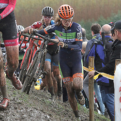 03-11-2019: Cycling: Superprestige Veldrijden: Ruddervoorde<br />Puck Pieterse