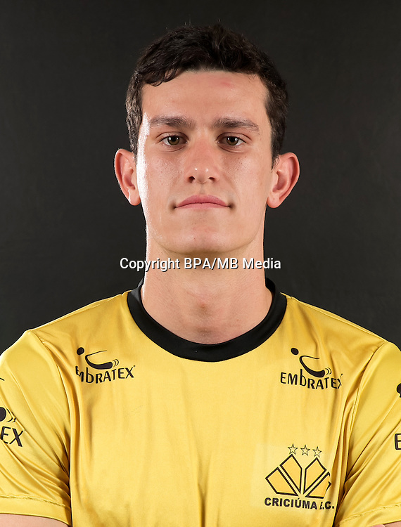 Brazilian Football League Serie B 2016  / <br /> ( Criciuma Esporte Clube ) - <br /> Nathan Pelae Cardoso