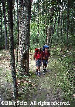 Outdoor recreation, Hiking, Camping, Appalachian Trail, Pine Grove Furnace State Park, Cumberland Co.. PA Hiking, Camping,