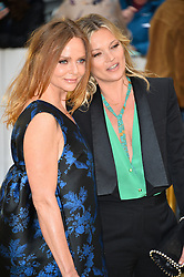 © Licensed to London News Pictures. 29/06/2016. STELLA MCCARTNEY and KATE MOSS attend the ABSOLUTELY FABULOUS world film premiere.<br /> London, UK. Photo credit: Ray Tang/LNP
