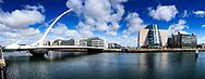 Photographer: Chris Hill, Samuel Beckett Bridge, Dublin