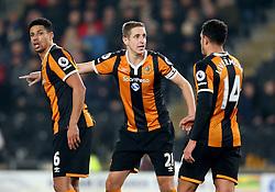 Michael Dawson of Hull City  - Mandatory by-line: Matt McNulty/JMP - 30/12/2016 - FOOTBALL - KCom Stadium - Hull, England - Hull City v Everton - Premier League