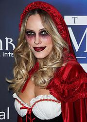 2017 MAXIM Halloween Party held at Los Angeles Center Studios on October 21, 2017 in Los Angeles, California. 21 Oct 2017 Pictured: Peta Murgatroyd. Photo credit: IPA/MEGA TheMegaAgency.com +1 888 505 6342