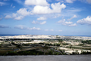 View over Valletta from the city walls of Mdina, Malta 1998