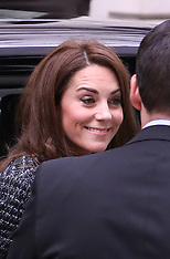 Duchess Kate attends a Mental Health in Education Conference - 13 Feb 2019