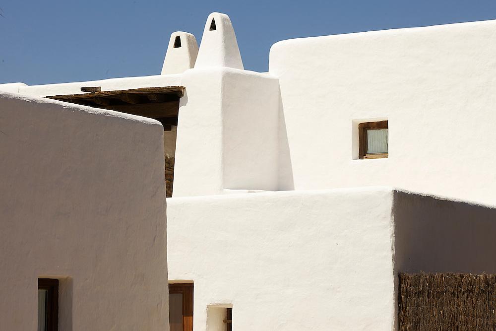 08/Junio/2013 Ibiza. Sant Joan<br /> Agroturismo Ca n'Escandell. <br /> Arquitectura<br /> <br /> ©JOAN COSTA