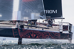 Day two of Cowes Cup 25 June 2015 , Bullitt GC32 Racing Tour.