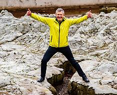 Scottish LibDem leader launches electoral tour of Scotland, Eddleston, 26 March 2021