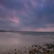 Today's  Summer Sunrise  at Narragansett Town Beach, Narragansett, RI,  July  12, 2013.