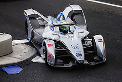 October 19, 2018 - Valencia, Spain - 19 MASSA Felipe (bra), VENTURI Formula E Team during the Formula E official pre-season test at Circuit Ricardo Tormo in Valencia on October 16, 17, 18 and 19, 2018. (Credit Image: © Xavier Bonilla/NurPhoto via ZUMA Press)