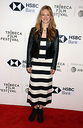 Marin Ireland attends the screening of the movie The Miseducation Of Cameron Post during the 2018 Tribeca Film Festival at BMCC Tribeca PAC in New York City, NY, USA on April 22, 2018. Photo by Dennis Van Tine/ABACAPRESS.COM
