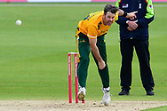 Dan Christian of Nottinghamshire during the Vitality T20 Blast North Group match between Nottinghamshire County Cricket Club and Yorkshire County Cricket Club at Trent Bridge, Nottingham, United Kingdon on 31 August 2020.