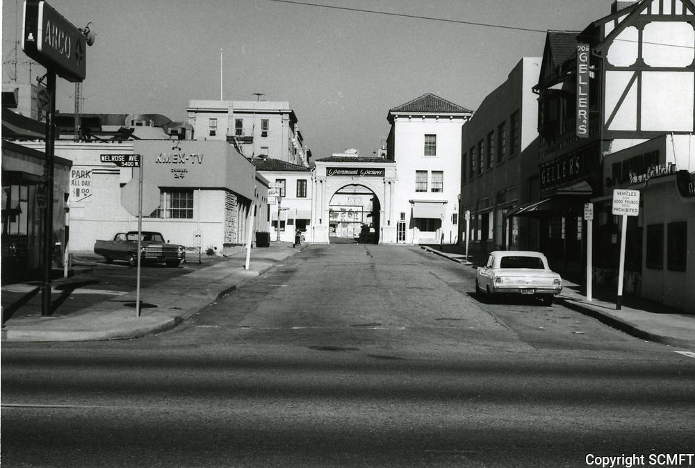 1971 Paramount Studios