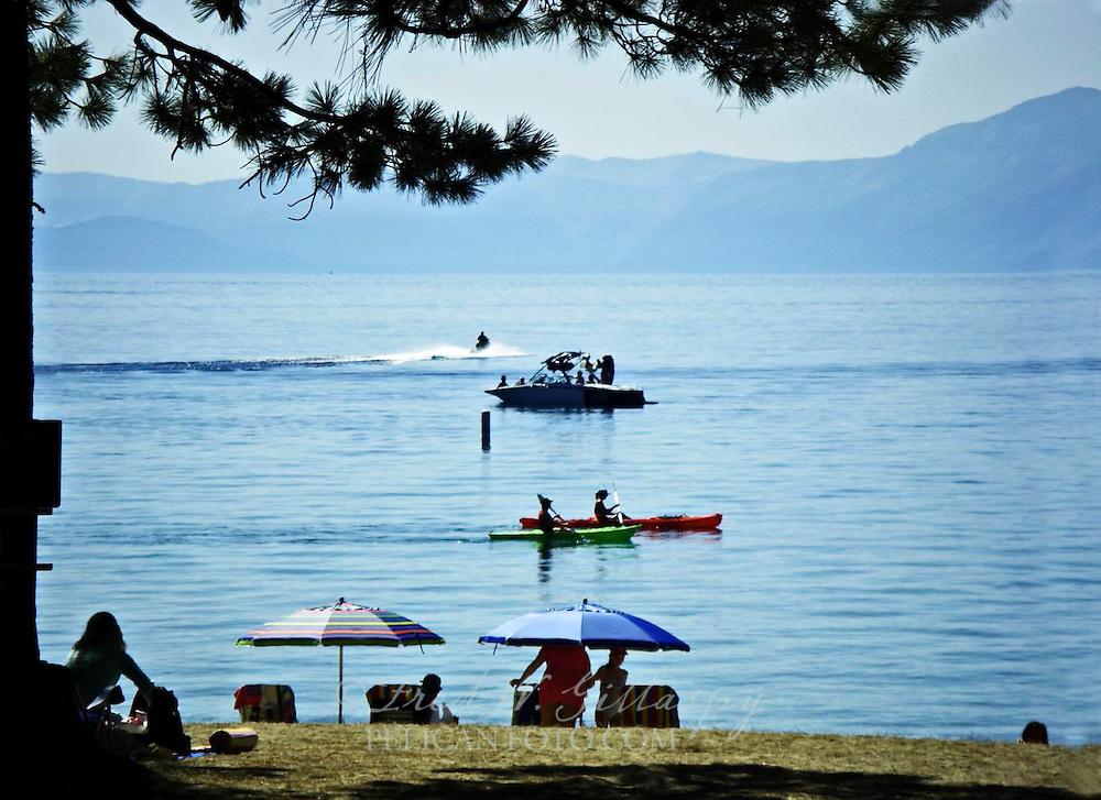 Summer Fun I at Lake Tahoe