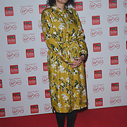 Samira Ahmed, is a British journalist arrivers at the Broadcasting Press Guild TV & Radio Awards, at Banjking Hall, on 13th March 2020, London, UK