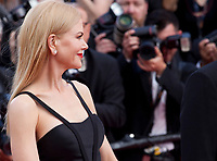 Actress Nicole Kidman at The Killing of a Sacred Deer gala screening at the 70th Cannes Film Festival Monday 22nd May 2017, Cannes, France. Photo credit: Doreen Kennedy