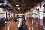 Passenger Rail Station Indoors