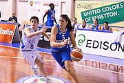 ORVIETO 11 DICEMBRE 2012<br /> BASKET NAZIONALE ITALIANA FEMMINILE<br /> ITALIA - ORVIETO<br /> NELLA FOTO GAIA GORINI<br /> FOTO CIAMILLO